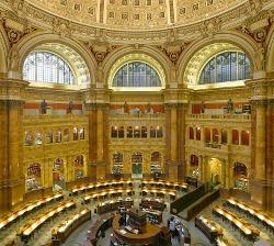 Библиотеката на Конгреса на САЩ